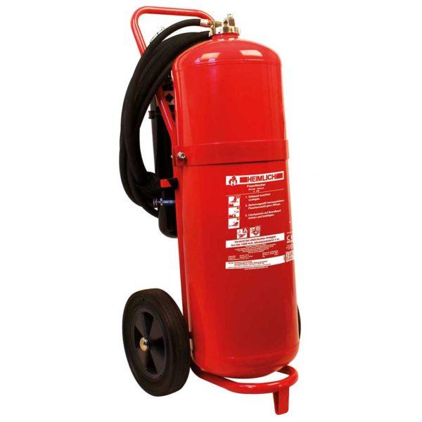 Fahrbarer Feuerlöscher kaufen
