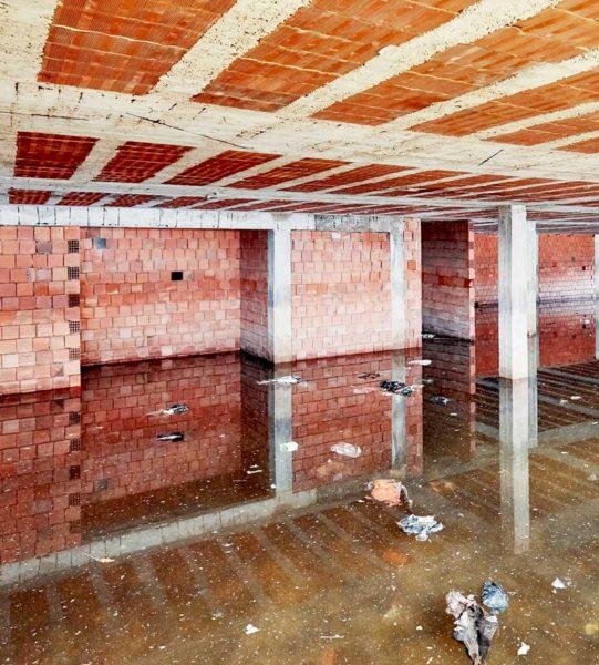 Bautrocknung Altbau und Neubau